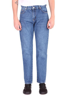 Wood Bird - Doc Blue Vintage Jeans