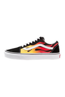 Vans - OLD SKOOL FLAME BLACK/BLACK TR